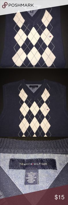 Timmy Hilfiger Sweater Vest Tommy Sweater Vest Tommy Hilfiger Sweaters V-Neck