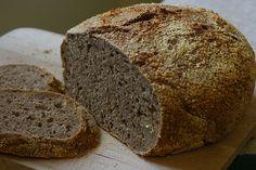 Whole Wheat No Knead Bread by monica.shaw, via Flickr