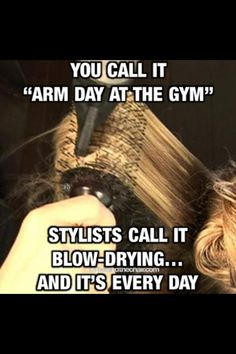 Hairstylist memes