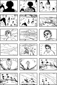 Storyboard Ideas for Game Creation