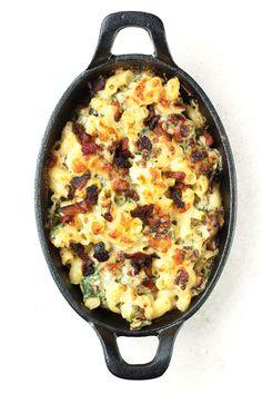 Macaroni ande Cheese Casserole Recipe