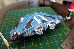 Elite: Dangerous Cobra Mk. III Papercraft by Hawkjon