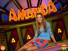 The Amanda Show - Amanda Bynes is the host of this Nickelodeon kids programme. She is cute, funny and quirky with the physicality of Lucille Ball. It was a great show.