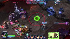 Heroes of the Storm / Is it a Plane? No it's Flying Kael'thas like a Batman