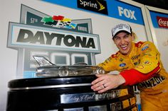 Last 10 winners at Daytona Sunday, June 25, 2017 Joey Logano, 2015 Daytona 500 Photo Credit: Photo by Chris Trotman/NASCAR via Getty Images Photo: 7 / 11