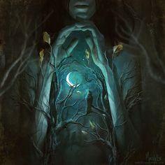 Midnight interlude by MarcelaBolivar on deviantART