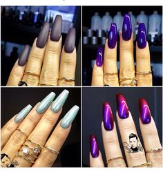 Nails love his work
