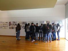 """14 de Outubro -  inauguração da exposição """"Bernardino Machado e a 1ª Guerra Mundial"""" no auditório da Biblioteca Municipal de Mondim de Basto."""