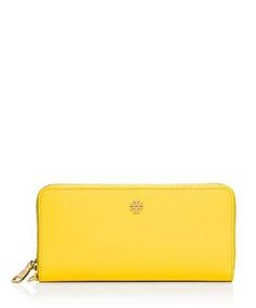 Tory Burch York Zip Passport Continental Walle