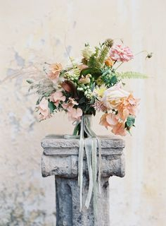 Images taken at Jose Villa Workshop | Overall design and execution by Laurie Arons | Floral design by Saipua and local floral sourcing by La Musa de las Flores | Fashion styling by Grey Likes | Hai…