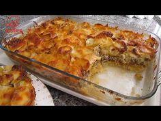 BU NASIL BİR LEZZET 😋HER HALİ İLE EFSANE😍MUTLAKA DENEMELİSİNİZ👌KIZARTMADAN FIRINDA KIYMALI PATATES✔ - YouTube Iftar, Lasagna, Feel Good, Cooking, Ethnic Recipes, Food, Casseroles, Youtube, Cuisine