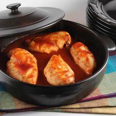 How To Make Easy Baked BBQ Buffalo Chicken Recipe Chicken Recipe