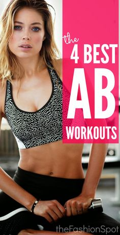 The best ab workouts- according to experts. #fitness #health
