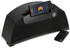 Android Speaker Dock with Remote
