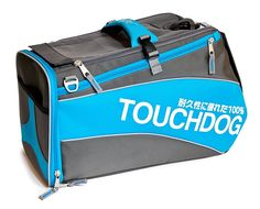 Touchdog Modern-Glide Airline Approved Water-Resistant Dog Carrier *** Read more reviews of the product by visiting the link on the image.