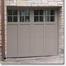 folding garage doorsCustom Side Folding Garage Doors contemporary garage doors