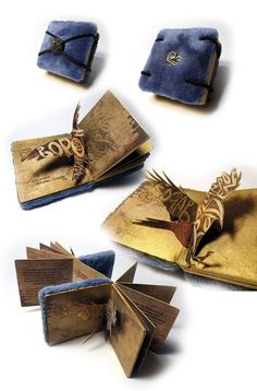"""Pop-up Book """"The Raven"""" by Edgar Allan Poe Handmade Books, Handmade Felt, Handmade Notebook, Album Design, Book Design, Libros Pop-up, Butterfly Books, Great Poems, Altered Book Art"""