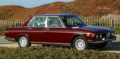 1972 BMW Bavaria. Basically a four-door BMW 2002, so you know, family friendly, right?