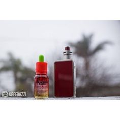 Stay Royal. ft. The Knight by @strawberryqueenvapor A delicious miz of strawberry and cream.  Wholesale/Retail Strawberryqueenvapor@gmail.com http://ift.tt/1ogwJl8  Photo by @vaperazzi by vapeporn