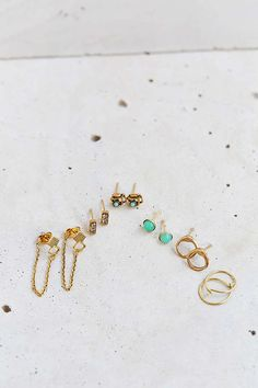 Delhi Earring Set - Urban Outfitters