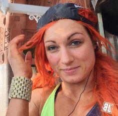 Becky! Photo! @wwebeckylynch #LassKicker #BeckyLynch #MaidenIreland #WWE #WWENXT #NXT #womenswrestling #subculture #badlass #Wrestling #IrishDiva #DivasDivision #DivasRevolution