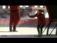 Polar Express - narrated by Chris Van Allsburg YouTube