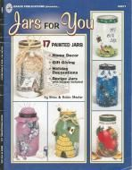 Jars for You by Brian & Robin Mester Decorative Tole Painting Craft Book