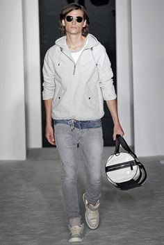 Sfilata Michael Bastian Milano Moda Uomo Primavera Estate 2013 - Vogue