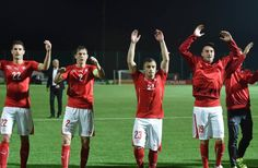 EM-Quali in Vilnius: Die Bilder des Nati-Spiels gegen Litauen | Blick #Shaqiri #Lichtsteiner