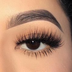 Luxury Faux Mink Lash Lashes are handmade, they will differ slightly in detail from pair to pair. Average Wear: Usages (Depending on care) Comes with 1 pair of lash. Lash Glue NOT included. Longer Eyelashes, Fake Eyelashes, False Lashes, Perfect Eyelashes, House Of Lashes, Kylie Jenner, Makeup Brushes, Eye Makeup, Eyelash Sets