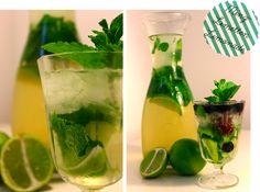 Sommer-Minze-Lemonade *