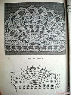 Crochet Edging And Borders Baby Crochet Patterns Part 32 - Beautiful Crochet Patterns and Knitting Patterns - Baby Crochet Patterns Part 32 Crochet Borders, Crochet Diagram, Crochet Chart, Crochet Motif, Crochet Designs, Crochet Flowers, Crochet Lace, Crochet Stitch, Filet Crochet