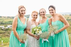 Sally Eagle Bridal wedding dress and bridesmaids #sallyeaglebridal #weddingdress #Camille #bridesmaids #Lillian #Georgia #Penelope