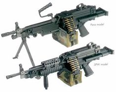 M249 SAW (Squad Automatic Weapon)