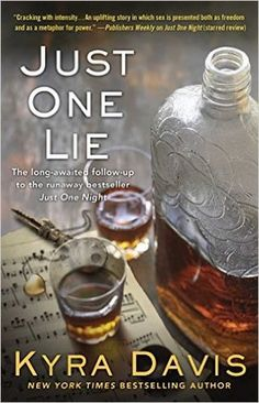 #TalkSupe: Loved It: Just One Lie by @_kyradavis @gallerybooks #NALit #romance