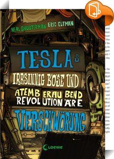 Teslas irrsinnig böse und atemberaubend revolutionäre Verschwörung    ::  Nick und seine Freunde versuchen, die Erfindungen von Nikola Tesla zurückzubekommen, um sie endlich zu einer einzigen Maschine zusammenzusetzen. Doch die Gegenstände üben immer mehr Macht auf ihre Besitzer aus und Nick ist geradezu besessen von seiner Aufgabe. Bald ist sich niemand mehr so ganz sicher, ob Tesla tatsächlich nur gute Absichten verfolgt hat ...   Teslas Verschwörung ist der zweite Band einer rasante...