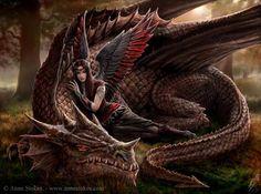 Anne Stokes Fantasy Art