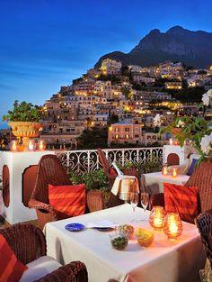 Beautiful Positano, Province of Salerno , Campania region , Italy.