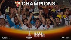 Europa League: Sevilla FC Campeón!
