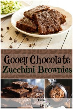 Do you need a good recipe for extra zucchini you have on hand? This gooey chocolate zucchini brownies recipe will knock your socks off.