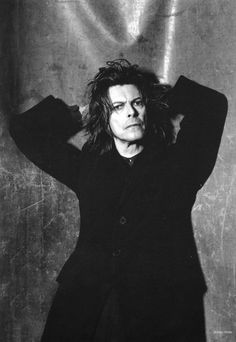 Bowie by Irving Penn