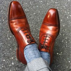 Westbourne Lace-Ups by Crocket & Jones - lifestylerstore - http://www.lifestylerstore.com/westbourne-lace-ups-by-crocket-jones/