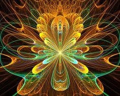 Wow..!! Busy, busy - FRACTAL art..
