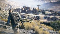 Live-Action Trailer Shared for Ghost Recon Wildlands