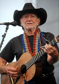 Willie Nelson (b. 1933) – Texas native Willie Nelson began his career as a country singer/songwriter trying to break into the standardized world of Nashville country and western, and he wrote several hits for other artists including Patsy Cline's immortal Crazy. However, after being unable to break into the Nashville inner circle for himself, Nelson returned to his native Texas and helped create the outlaw country movement with fellow Texan Waylon Jennings in the 1970's.