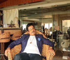 Shakti Kapoor's luxurious home on Juhu beach