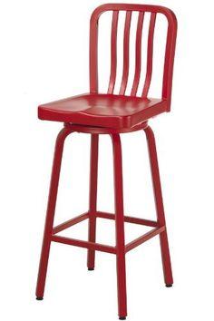 pop bar stool orange industry west stools and steps pinterest rh pinterest com