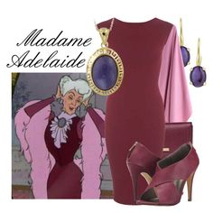 Madame Adelaide by samosaurus2014 on Polyvore