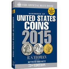 2015 Official Blue Book Price Guide of U.S. Coins