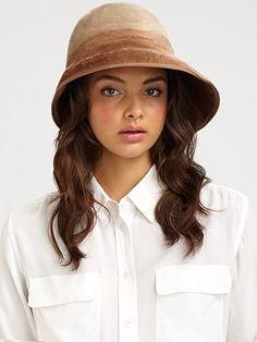 Helen Kaminski Sybil Angora Felt Hat  #renuzitindulgences